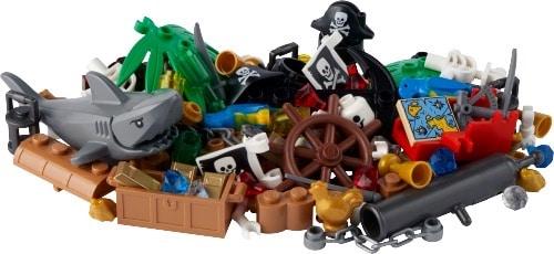 LEGO 40515 Vip Ergänzungsset Piraten