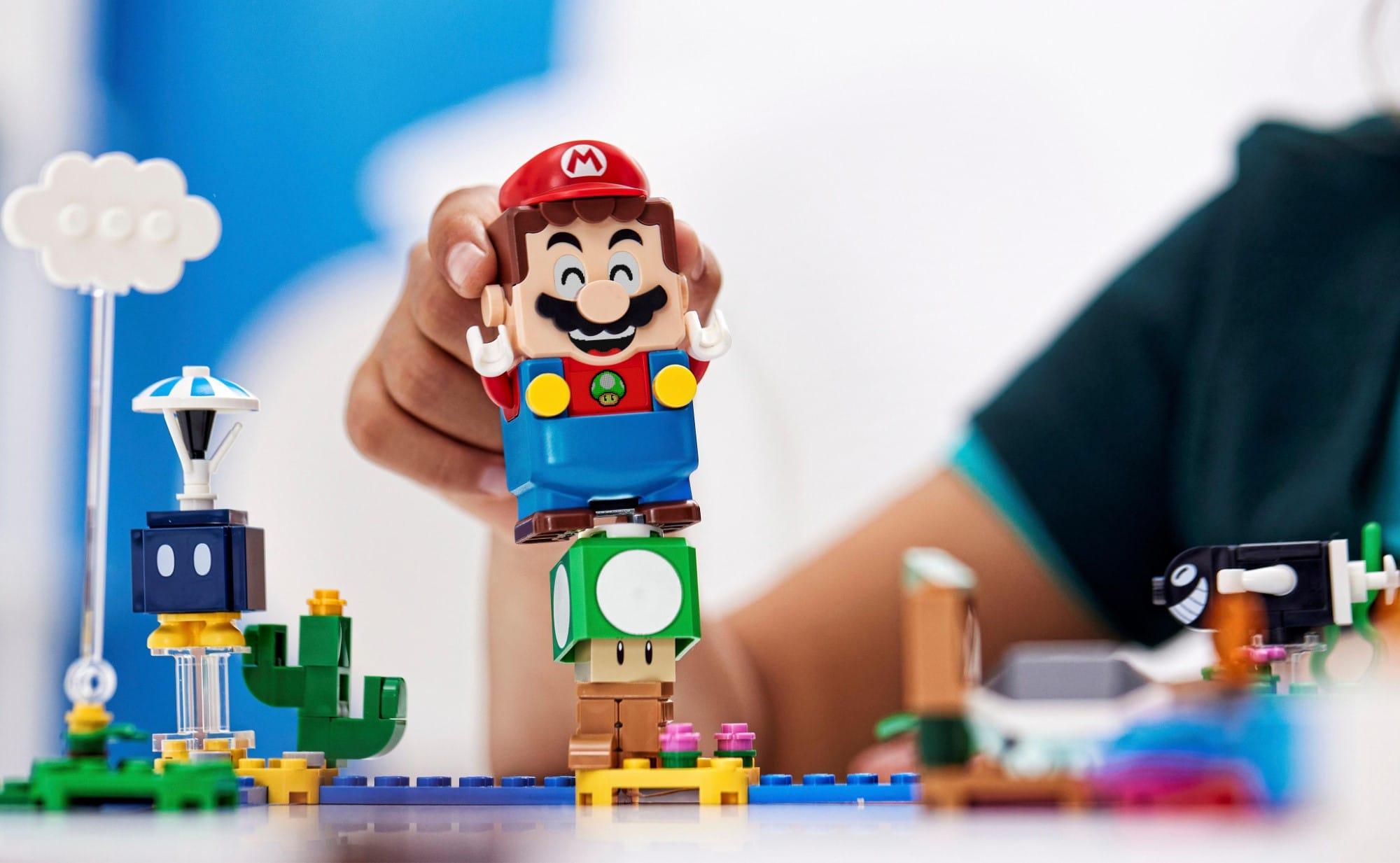 LEGO 71394 Super Mario Sammelserie 3 Spiel 1