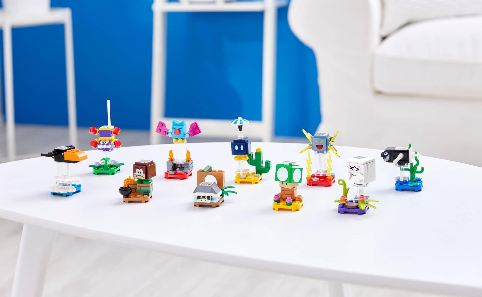 LEGO 71394 Super Mario Sammelserie 3 Übersicht