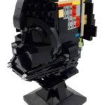 LEGO 75304 Darth Vader Helm Bauabschnitt 4 1
