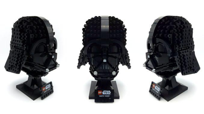 LEGO 75304 Darth Vader Helm Titel