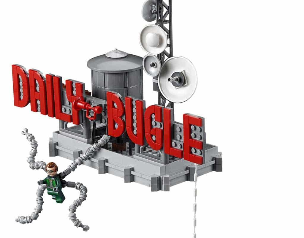LEGO 76178 Daily Bugle Dach01