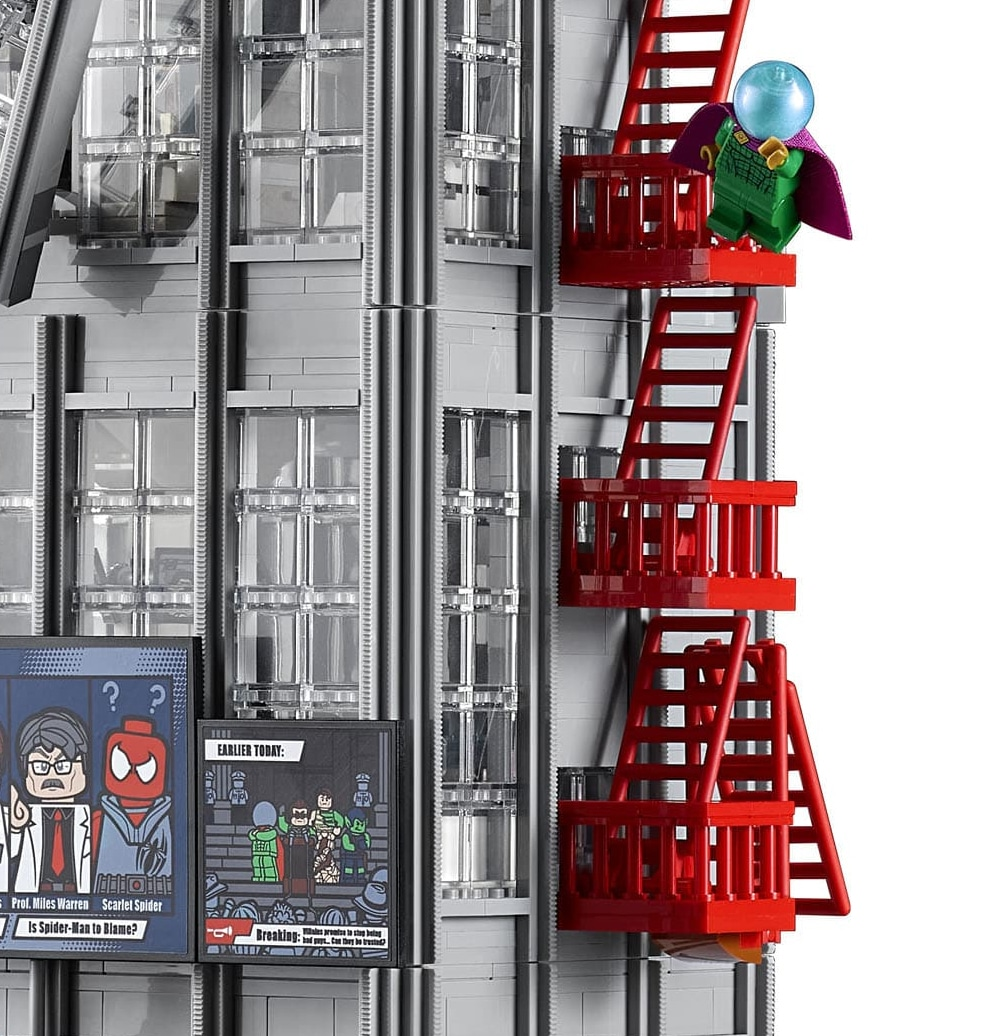 LEGO 76178 Daily Bugle Neue Teile02
