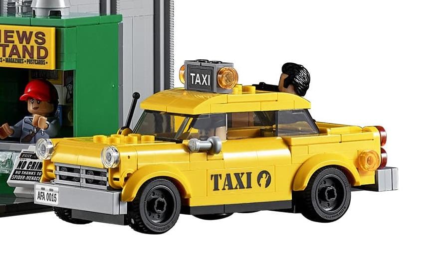 LEGO 76178 Daily Bugle Neue Teile03