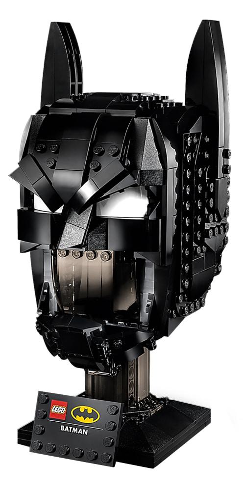 LEGO 76238 Classic Batman Maske Slider 1
