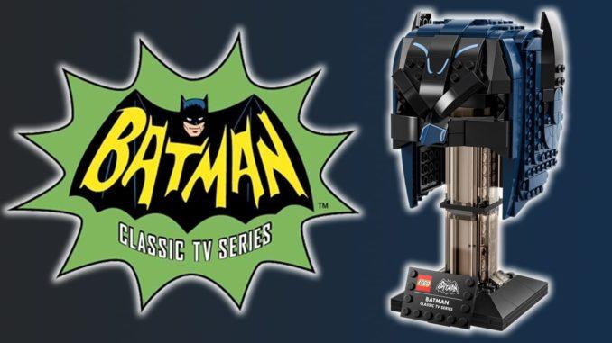 LEGO 76238 Classic Batman Maske Titel