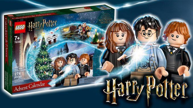 LEGO 76390 Harry Potter Adventskalender Titel