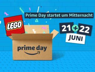 LEGO Amazon Prime Day 2021