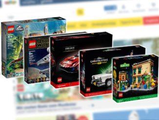 LEGO Angebote Mytoys Juni 2021