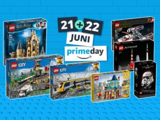 LEGO Angebote Prime Day Update