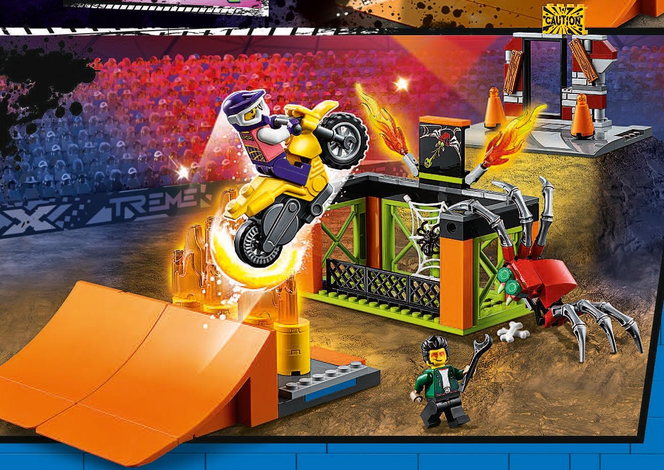 LEGO City 60293 Stunt Park Katalog Japan