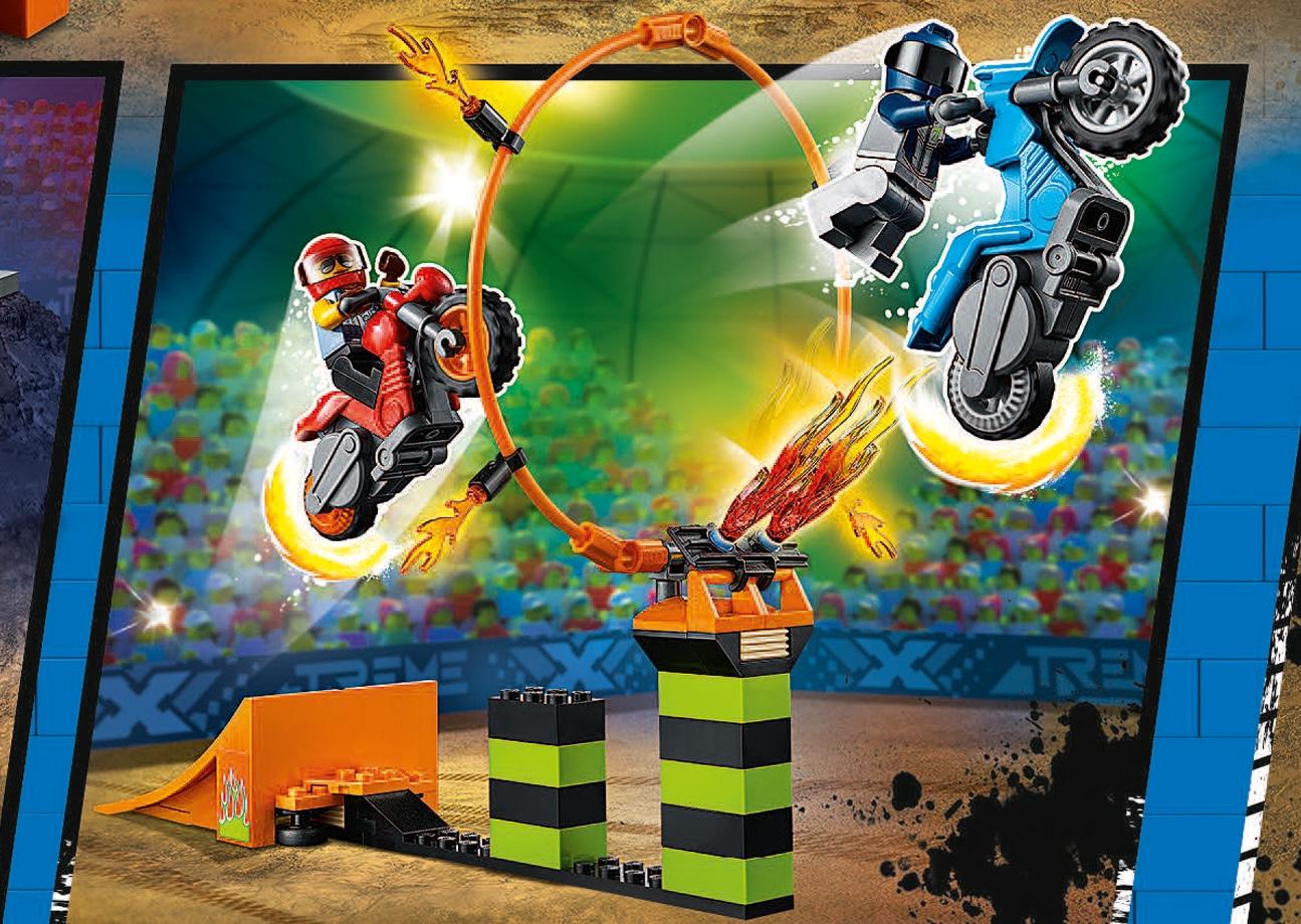LEGO City 60299 Stunt Wettbewerb Katalog Japan