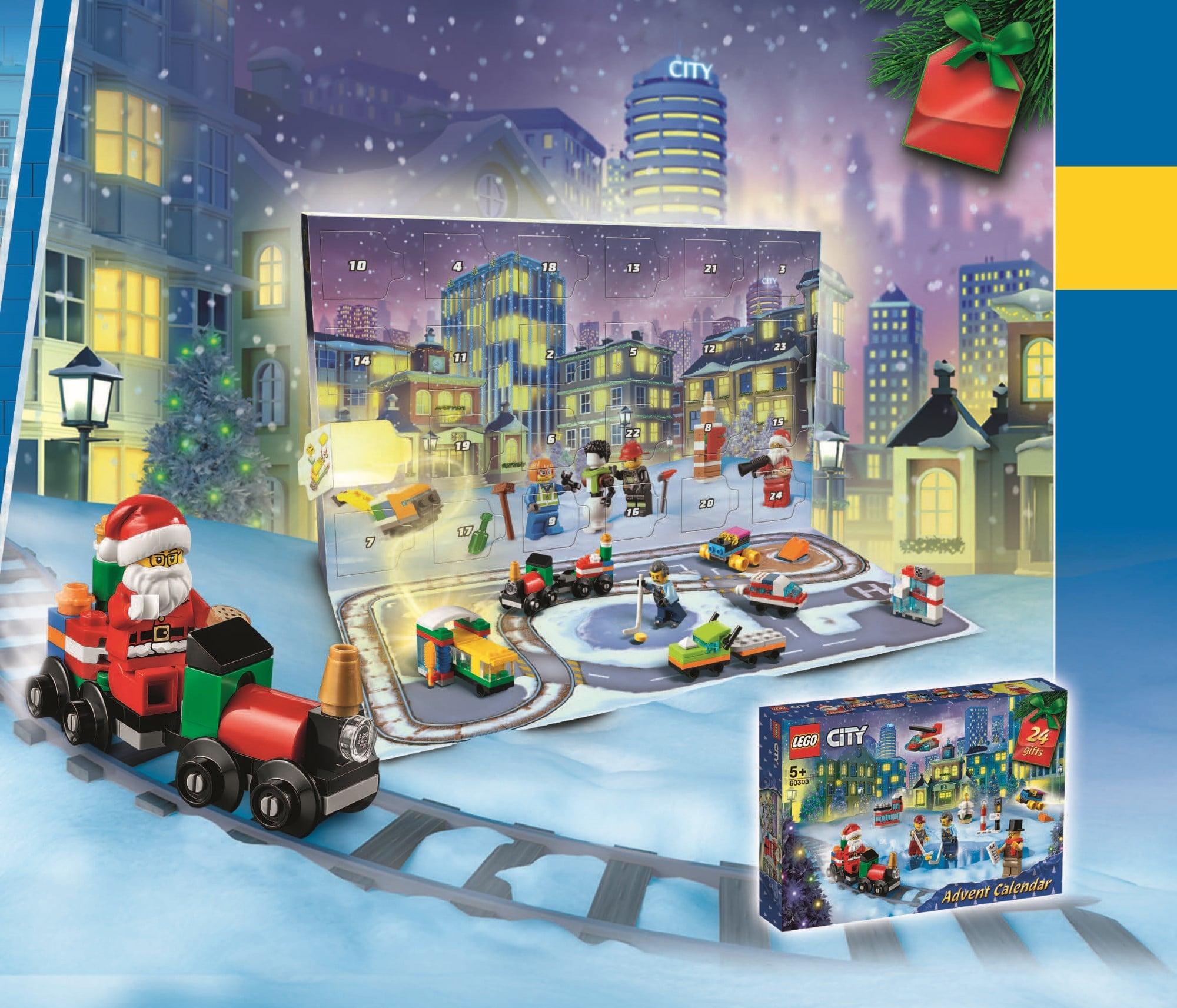 LEGO City 60303 Adventskalender 2021