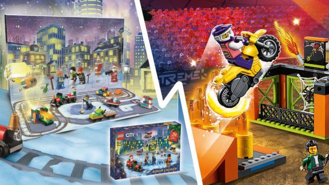 LEGO City Herbstneuheiten 2021 Titel