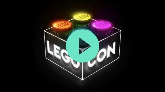 LEGO Con 2021 Liveticker