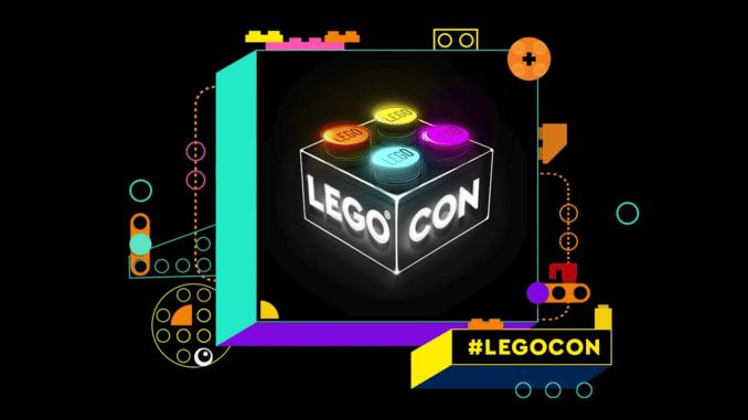 LEGO Con LEGO Convention Stream