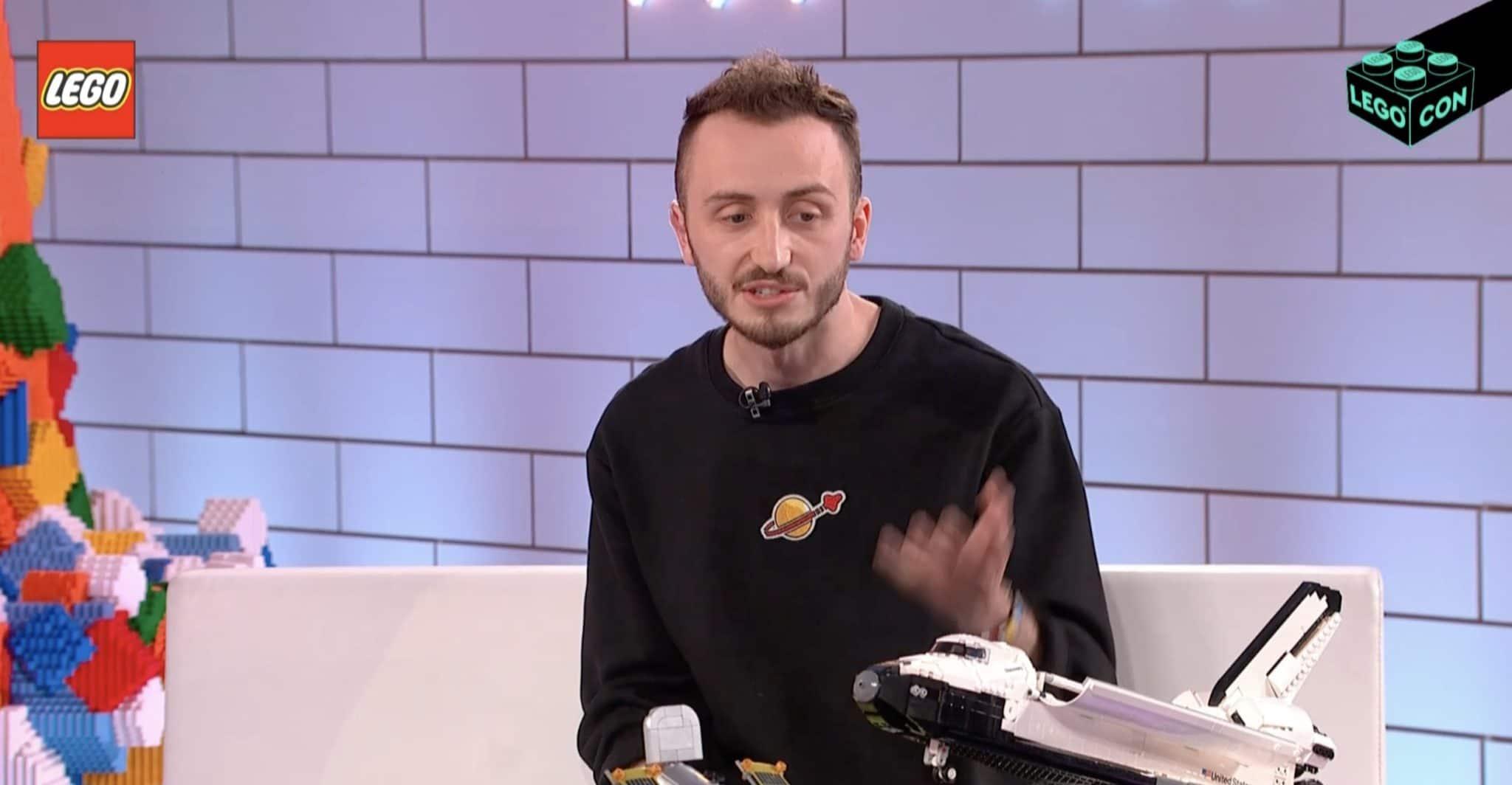 LEGO Con Screenshot 2