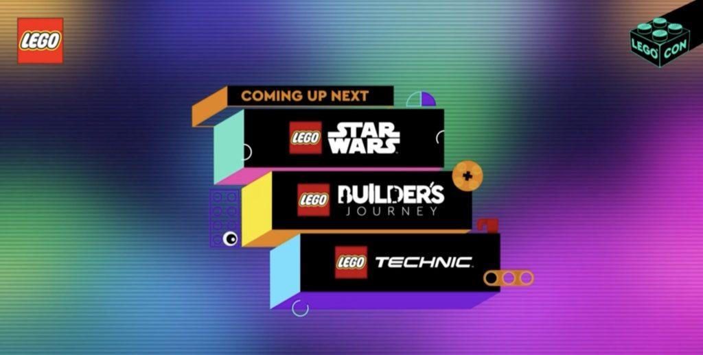 LEGO Con Themen
