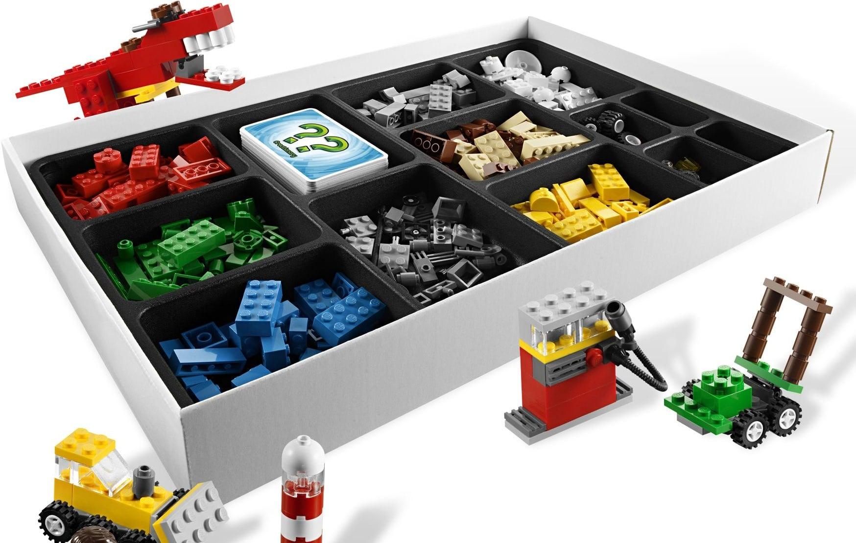 LEGO Creationary Spiel 01