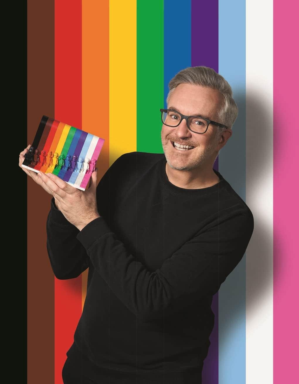 LEGO Designer Matthew Ashton