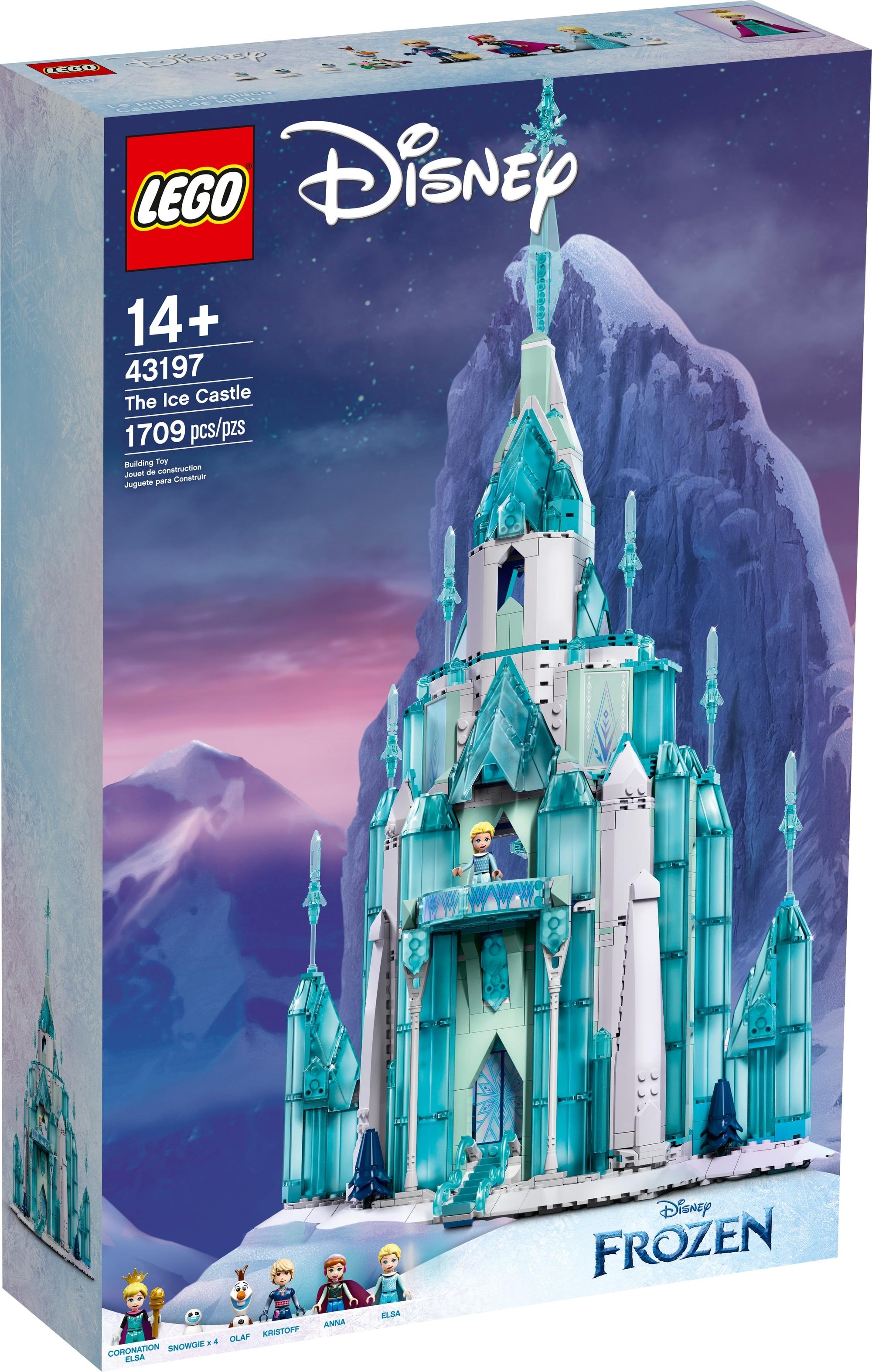 LEGO Disney 43197 Der Eispalast 2