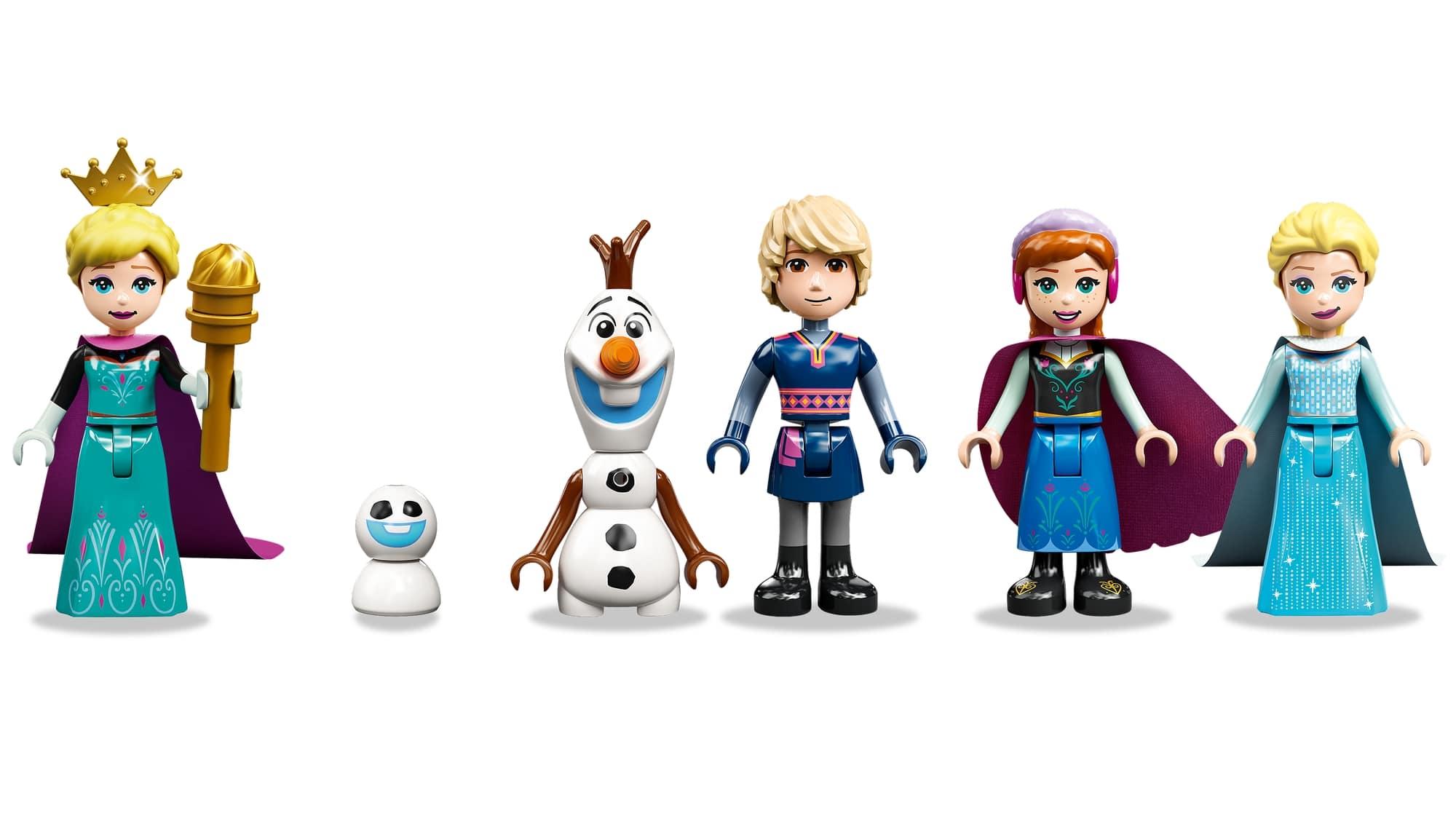 LEGO Disney 43197 Der Eispalast 3
