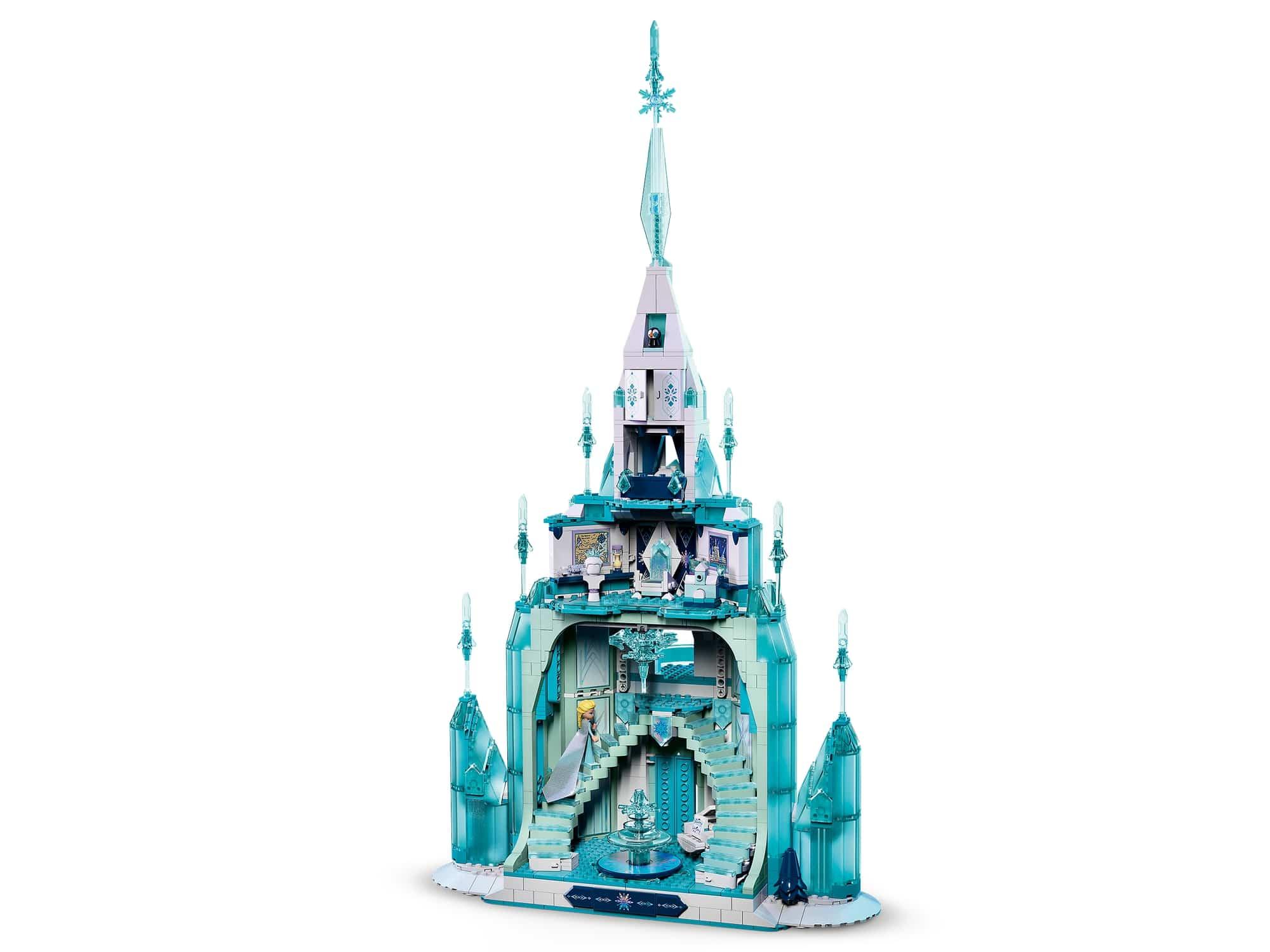 LEGO Disney 43197 Der Eispalast 6
