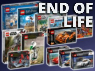LEGO End Of Life Eol 1hy 2021