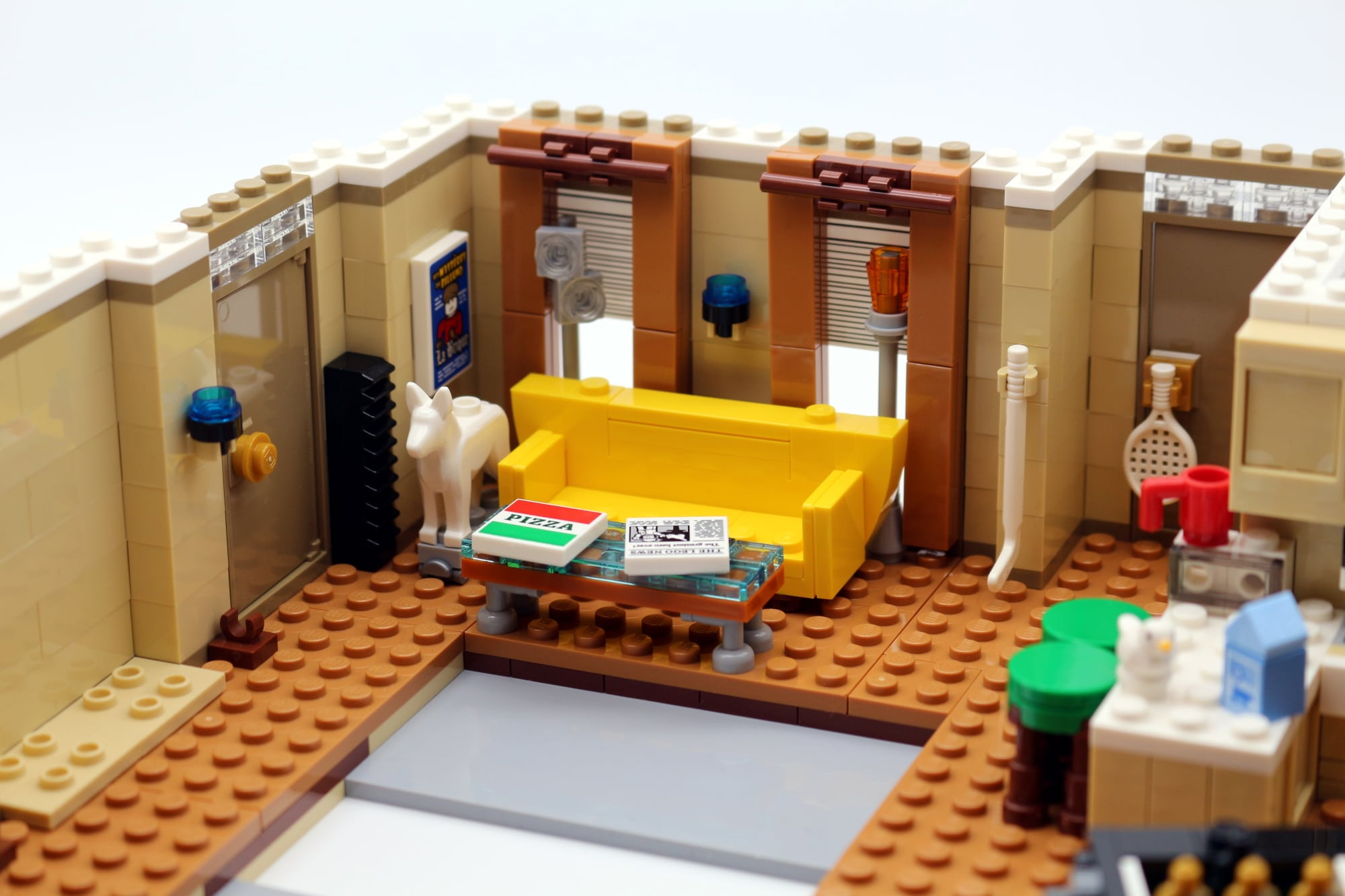 LEGO Friends 10292 The Friends Apartments 20