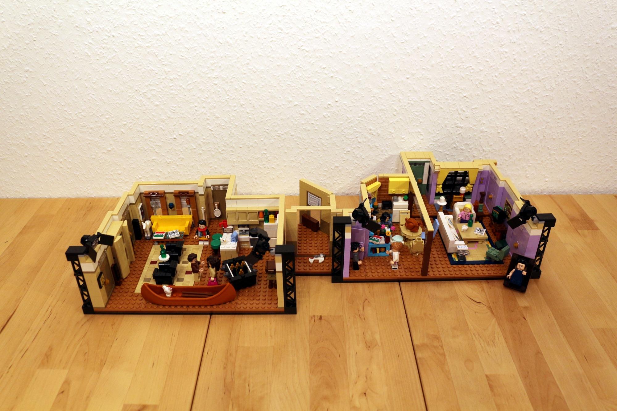 LEGO Friends 10292 The Friends Apartments 74