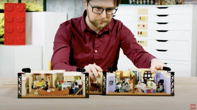 LEGO Friends Apartments Designer Video