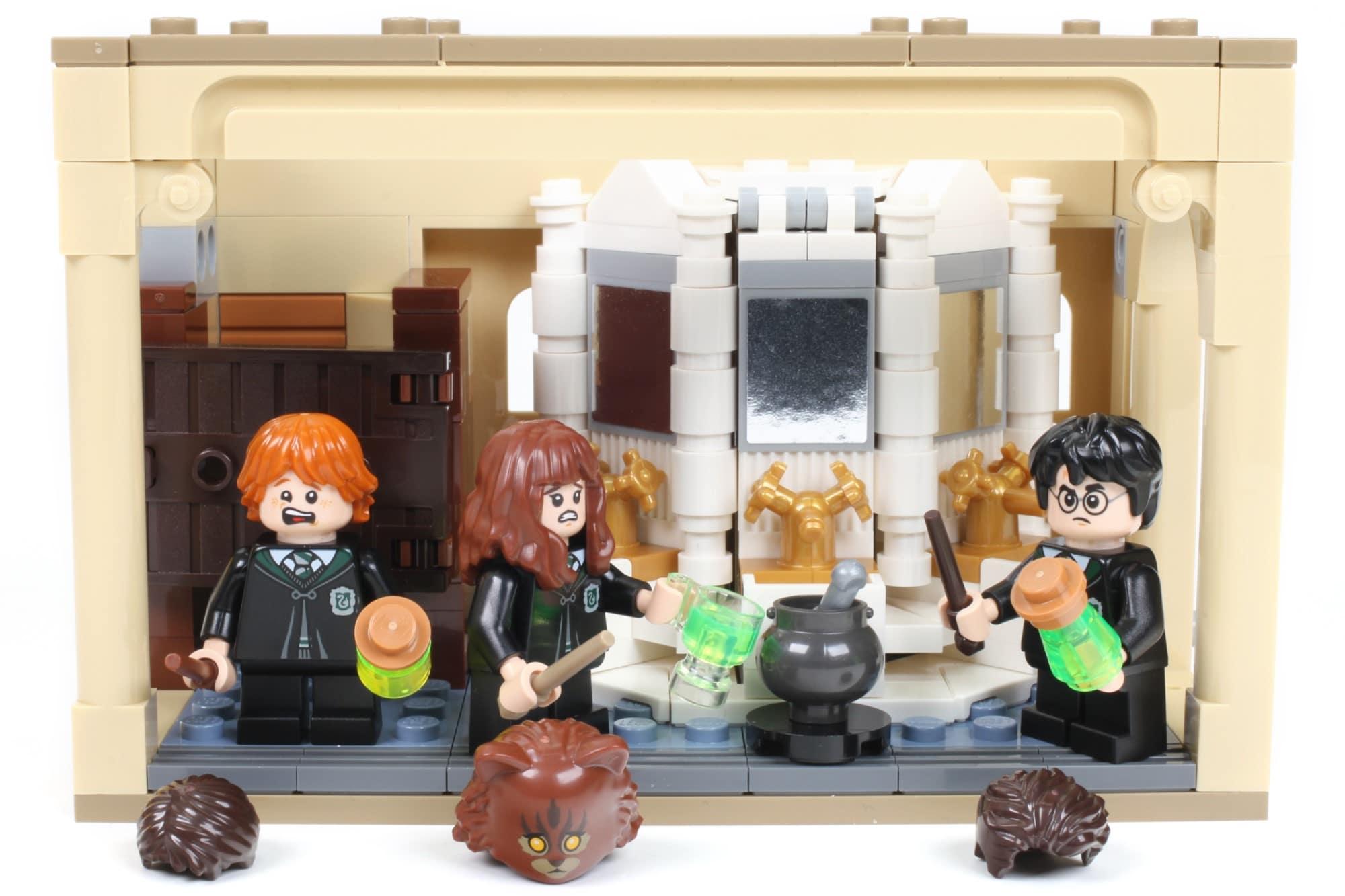LEGO Harry Potter 76386 Hogwarts Misslungener Vielsafttrank (1)