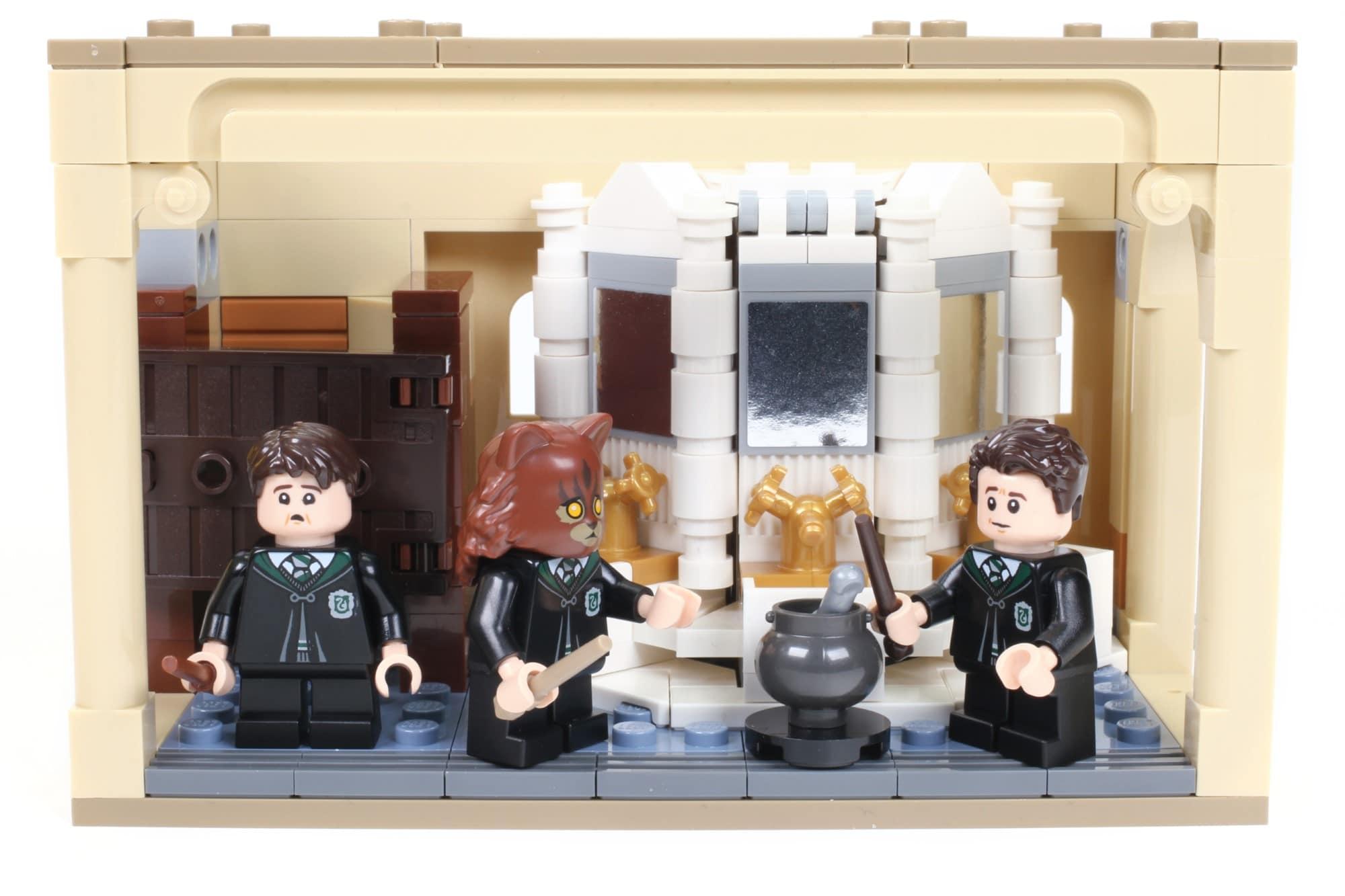 LEGO Harry Potter 76386 Hogwarts Misslungener Vielsafttrank (2)