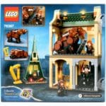LEGO Harry Potter 76387 Hogwarts Begegnung Mit Fluffy Box 2