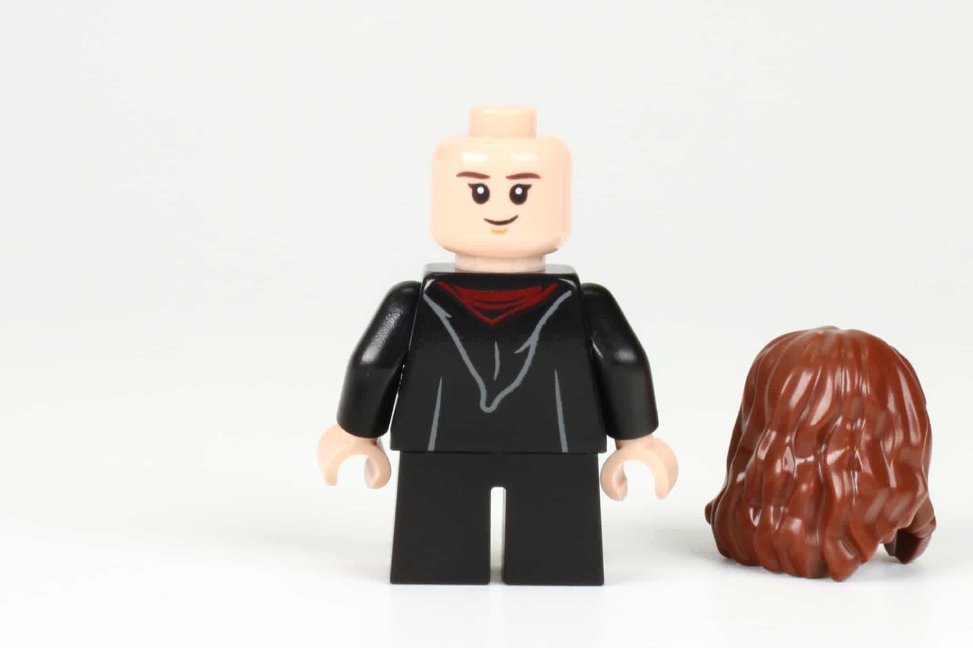 LEGO Harry Potter 76387 Hogwarts Begegnung Mit Fluffy Minifiguren 1 2