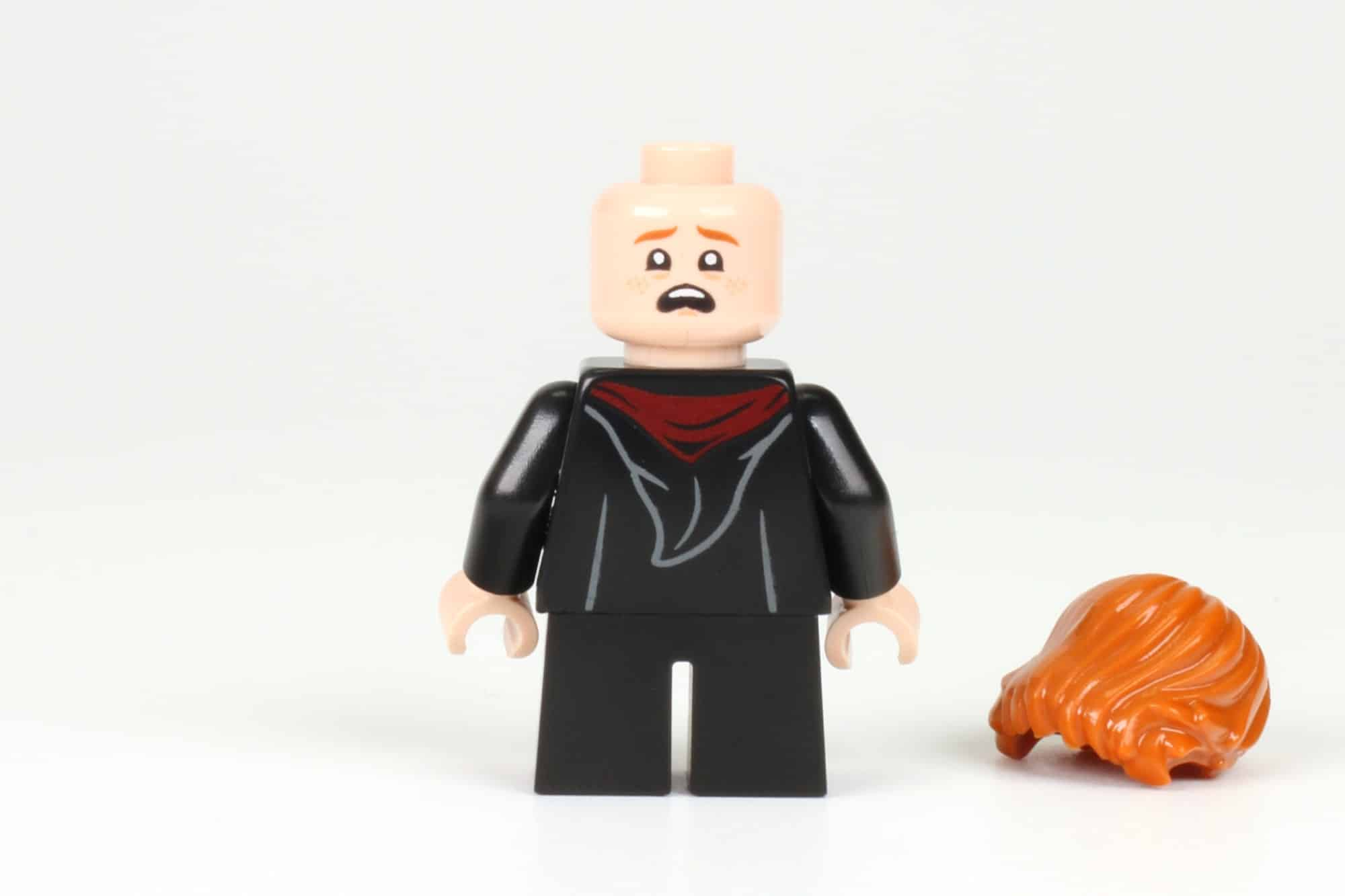 LEGO Harry Potter 76387 Hogwarts Begegnung Mit Fluffy Minifiguren 3 2