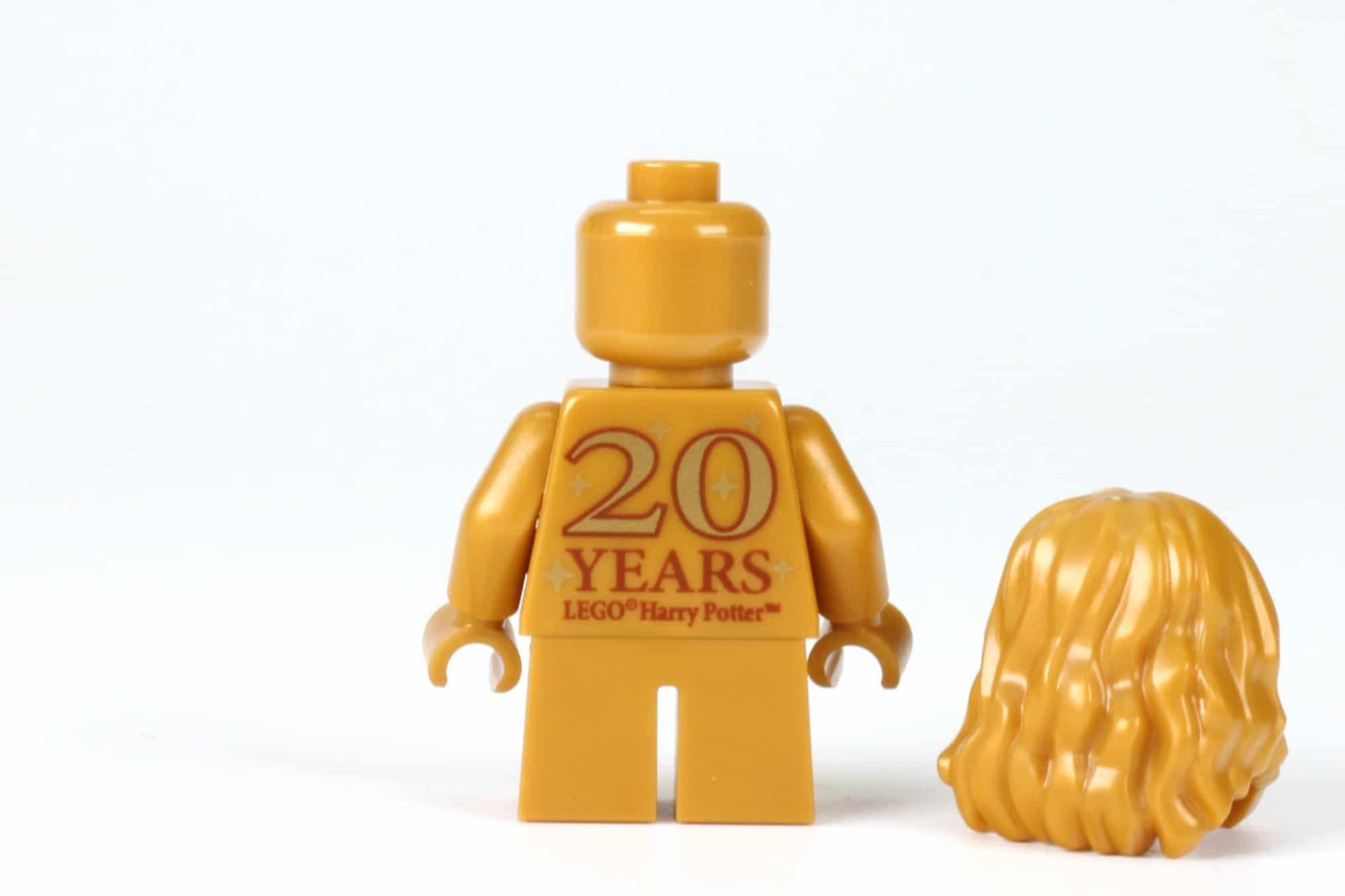 LEGO Harry Potter 76387 Hogwarts Begegnung Mit Fluffy Minifiguren 4 2