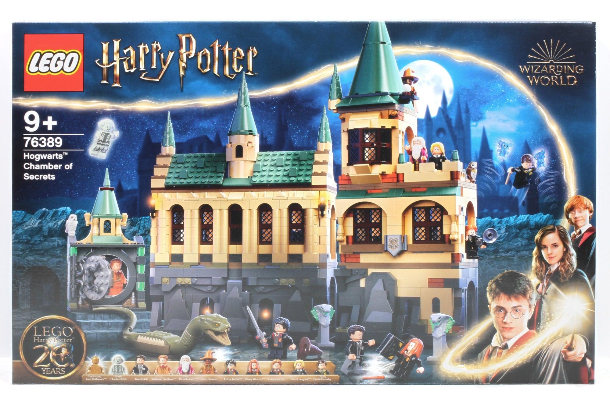LEGO Harry Potter 76389 Hogwarts Kammer Des Schreckens Box 1