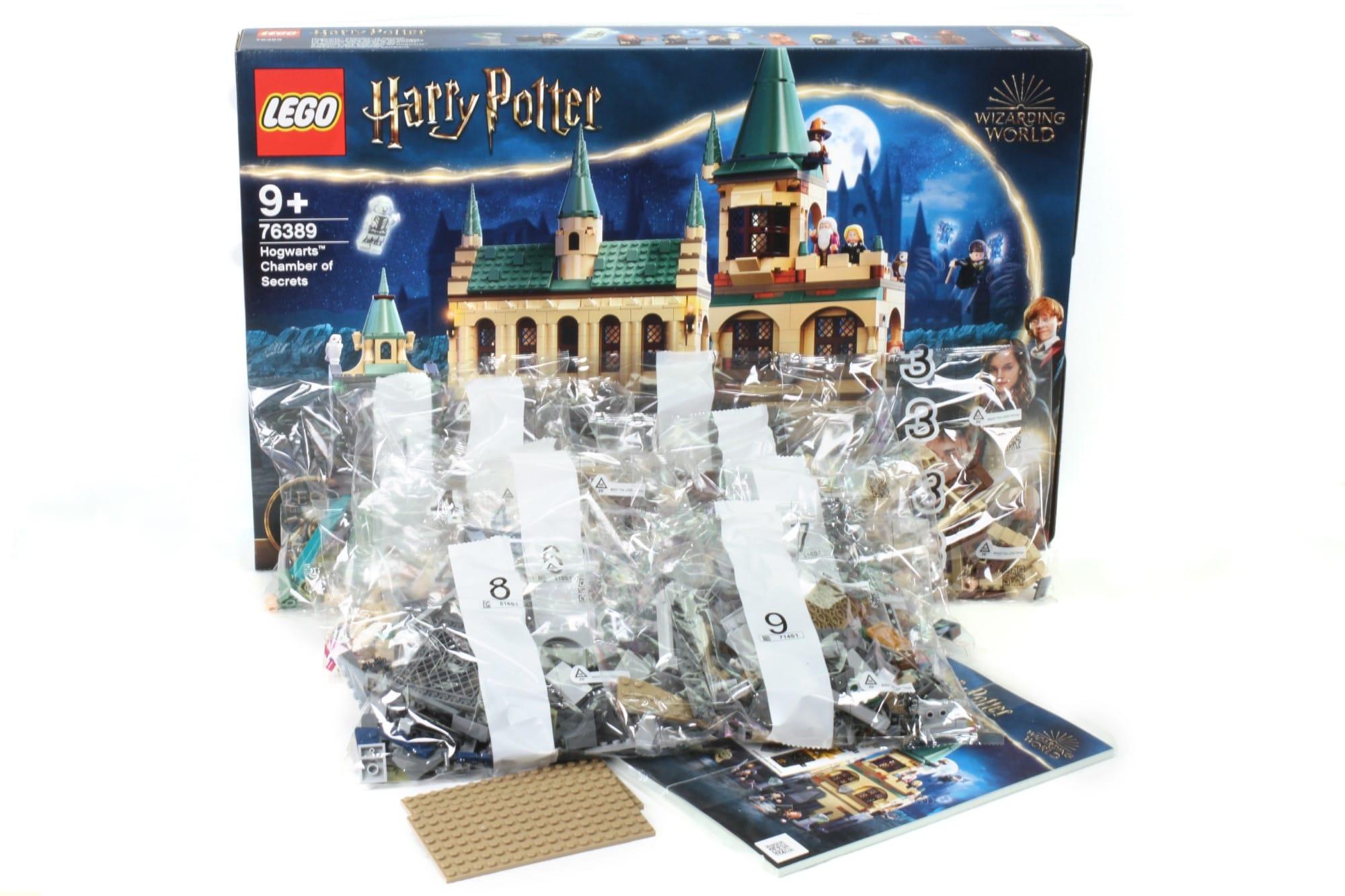 LEGO Harry Potter 76389 Hogwarts Kammer Des Schreckens Box 3