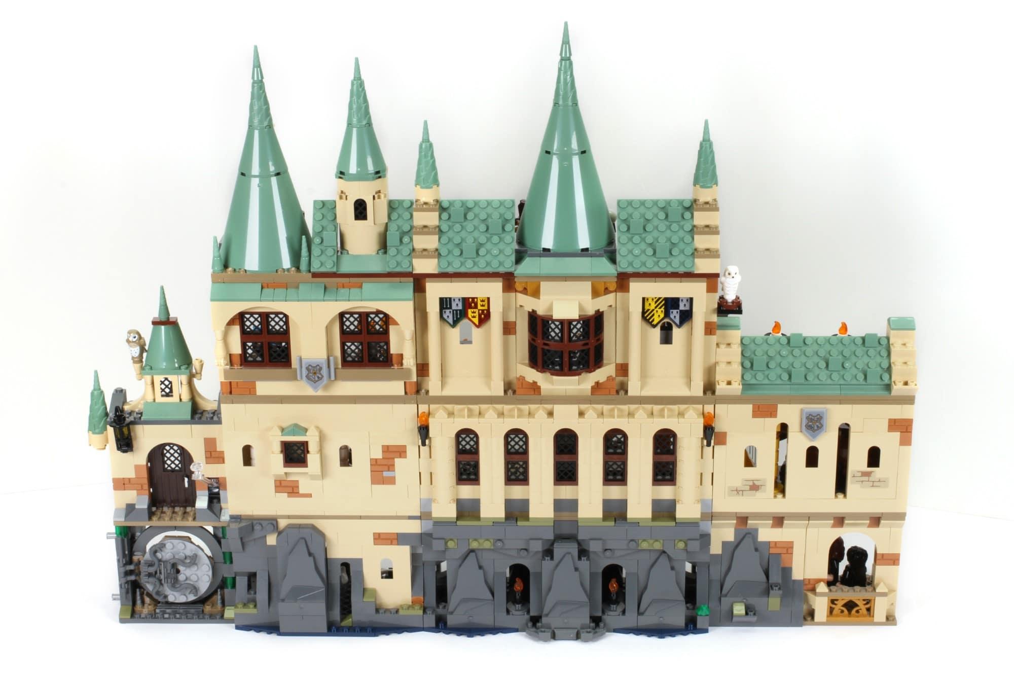 LEGO Harry Potter 76389 Hogwarts Kammer Des Schreckens Mit Erweiterungen (2)