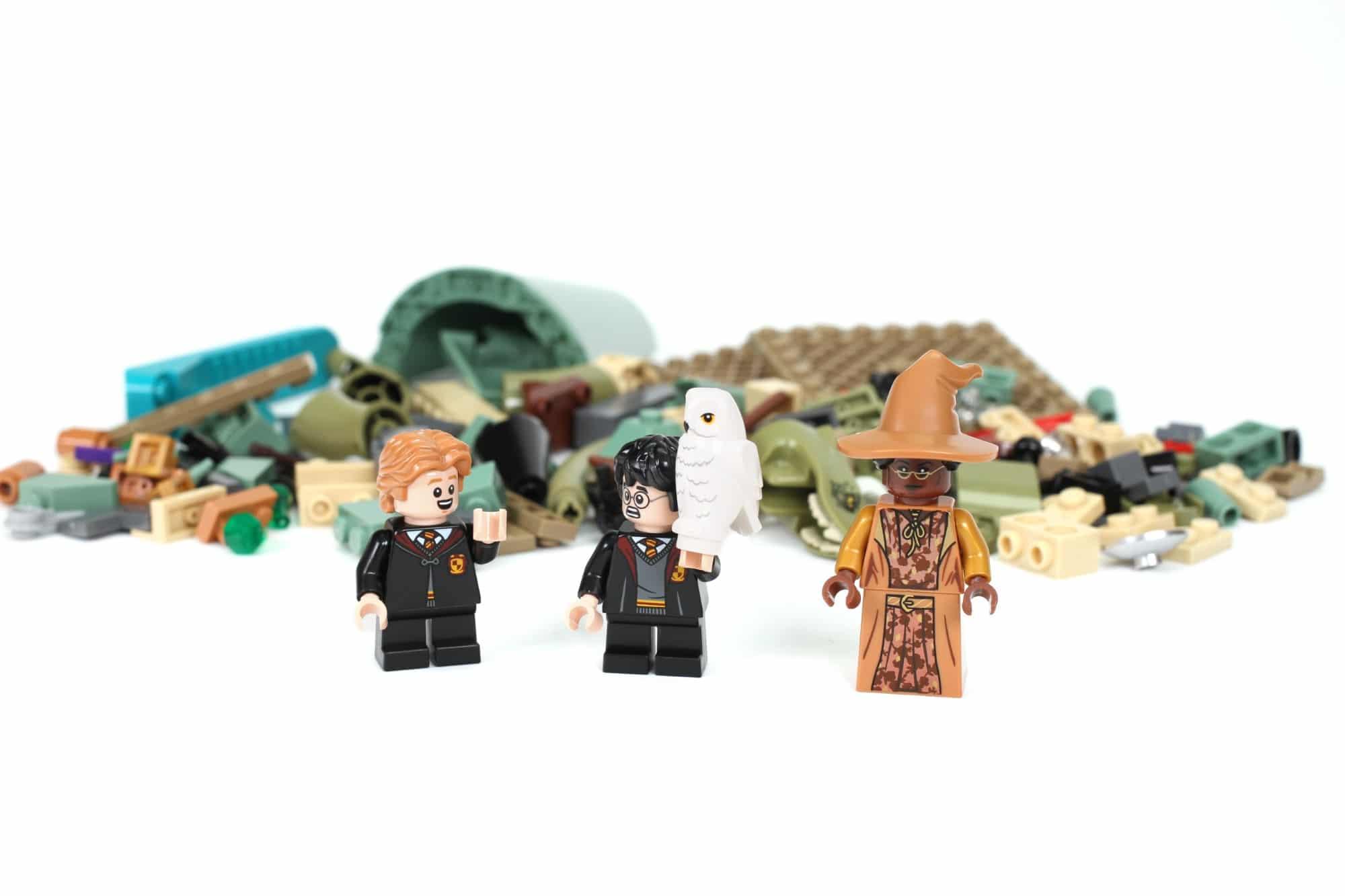 LEGO Harry Potter 76389 Hogwarts Kammer Des Schreckens Schritt 1 1