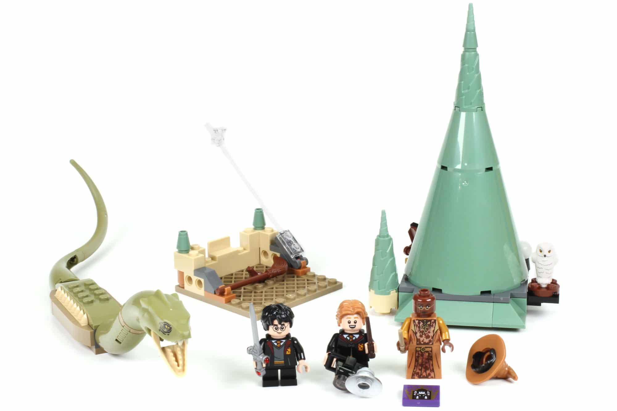 LEGO Harry Potter 76389 Hogwarts Kammer Des Schreckens Schritt 1 3