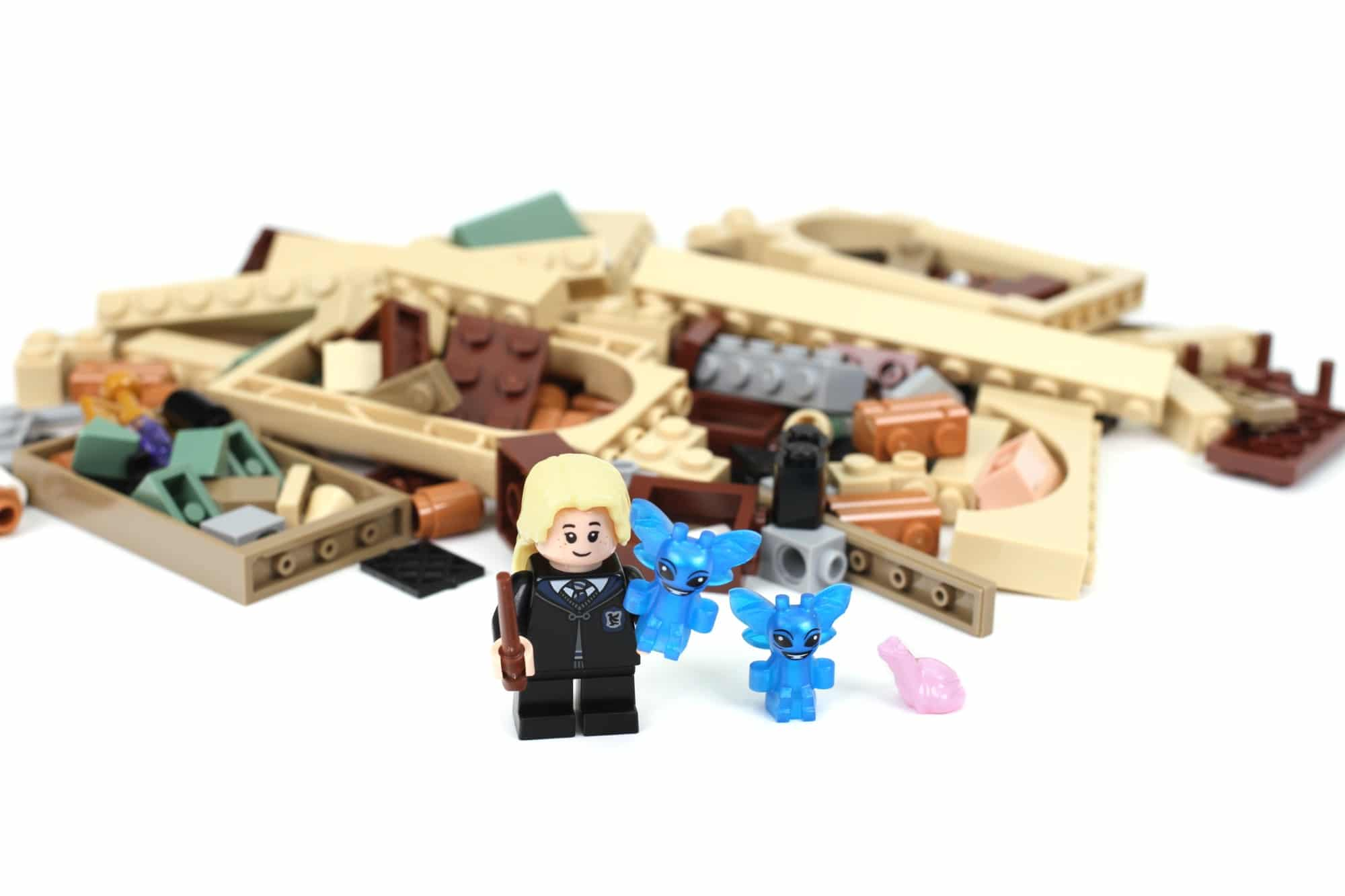LEGO Harry Potter 76389 Hogwarts Kammer Des Schreckens Schritt 2 1