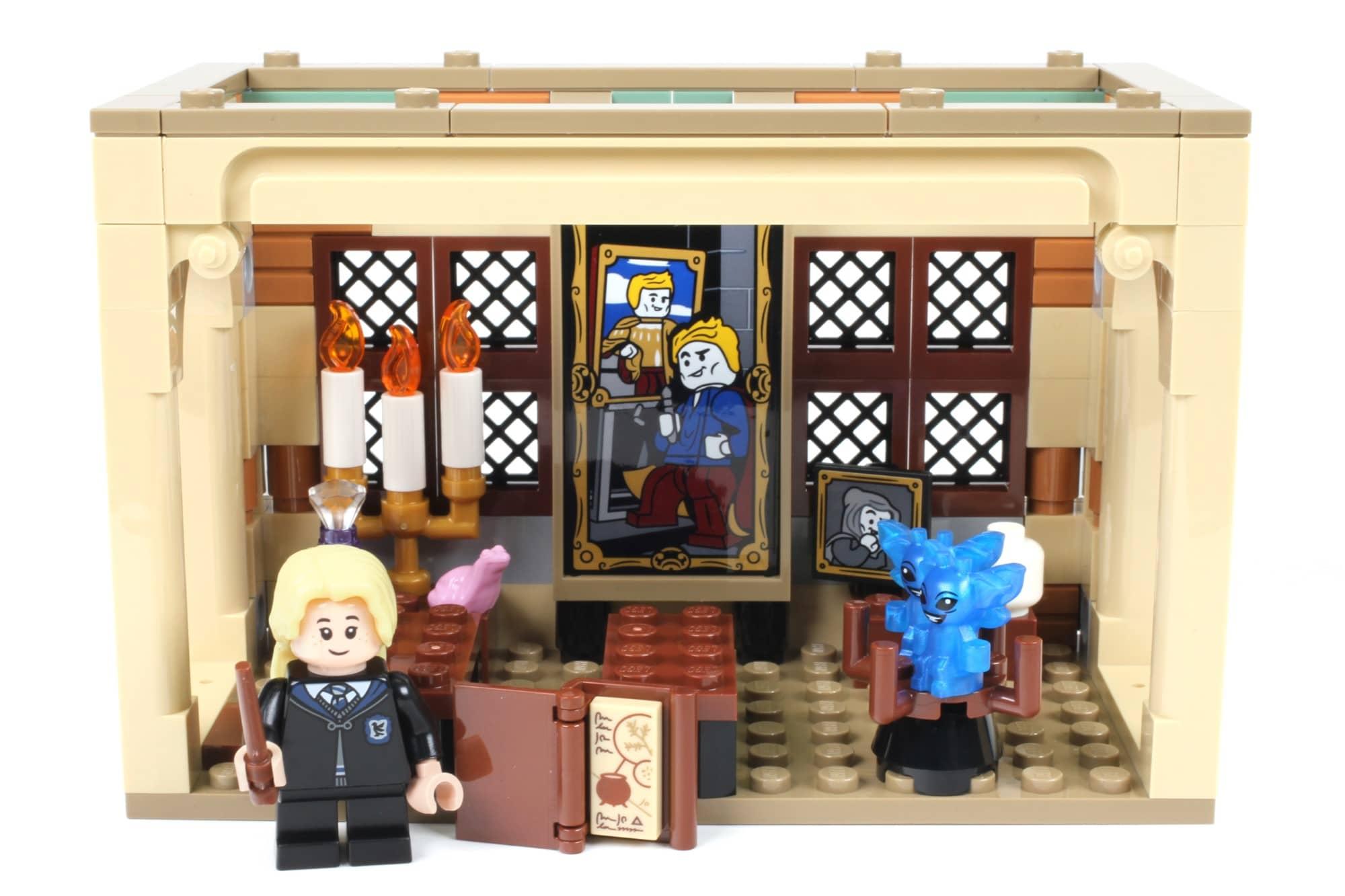 LEGO Harry Potter 76389 Hogwarts Kammer Des Schreckens Schritt 2 2