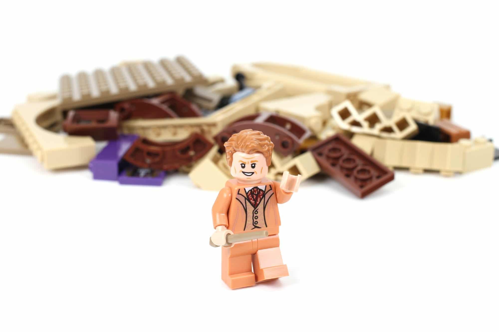 LEGO Harry Potter 76389 Hogwarts Kammer Des Schreckens Schritt 3 1
