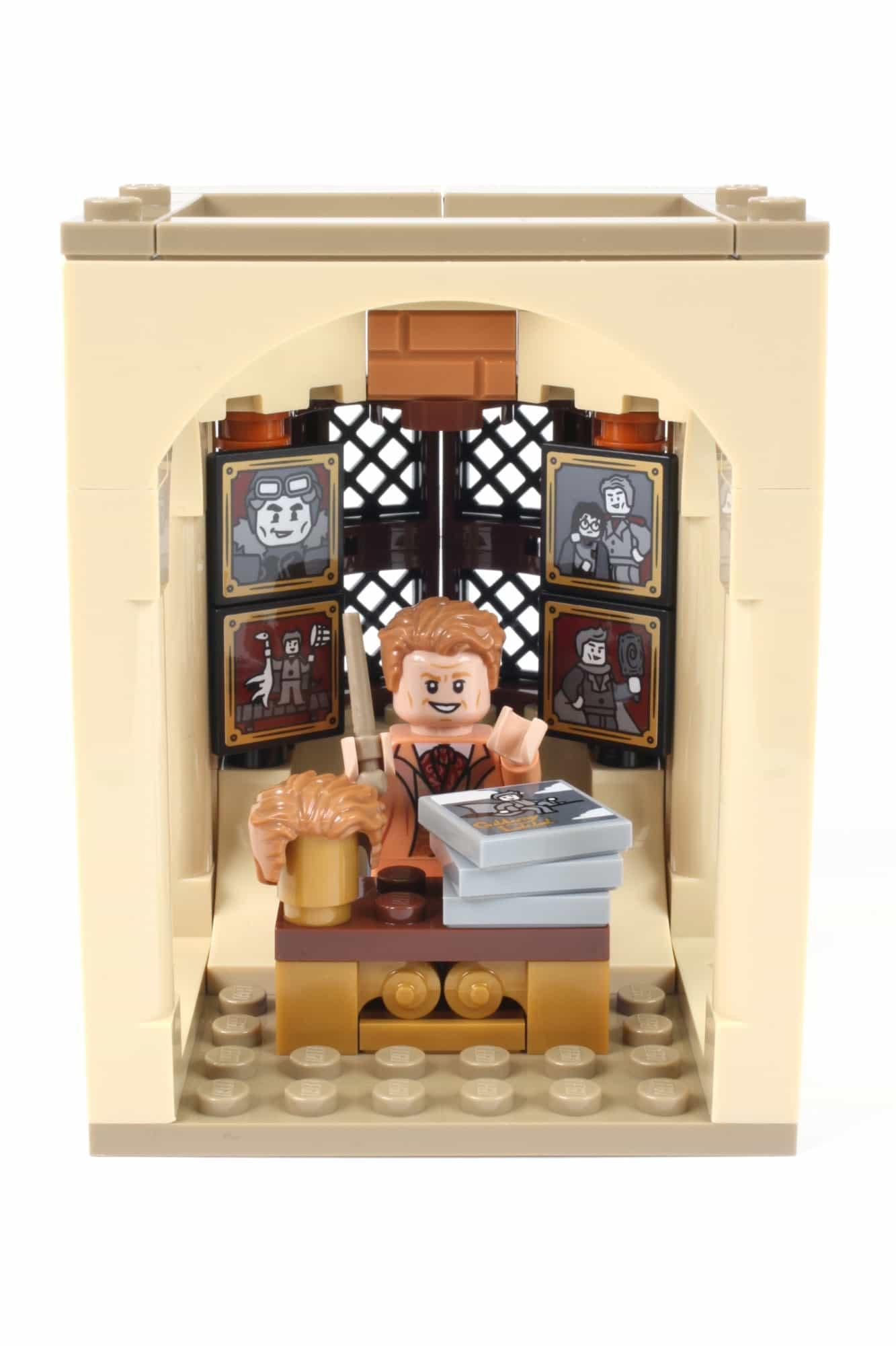 LEGO Harry Potter 76389 Hogwarts Kammer Des Schreckens Schritt 3 3