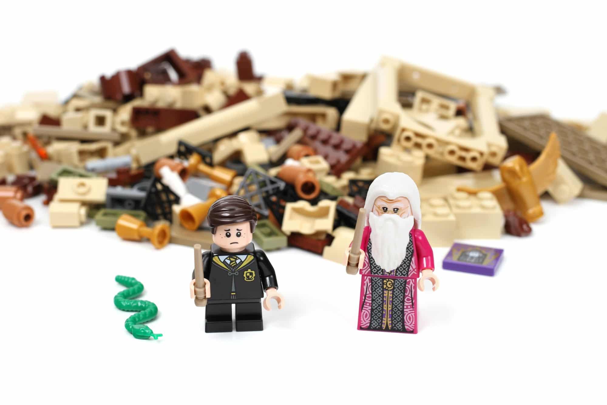 LEGO Harry Potter 76389 Hogwarts Kammer Des Schreckens Schritt 4 1