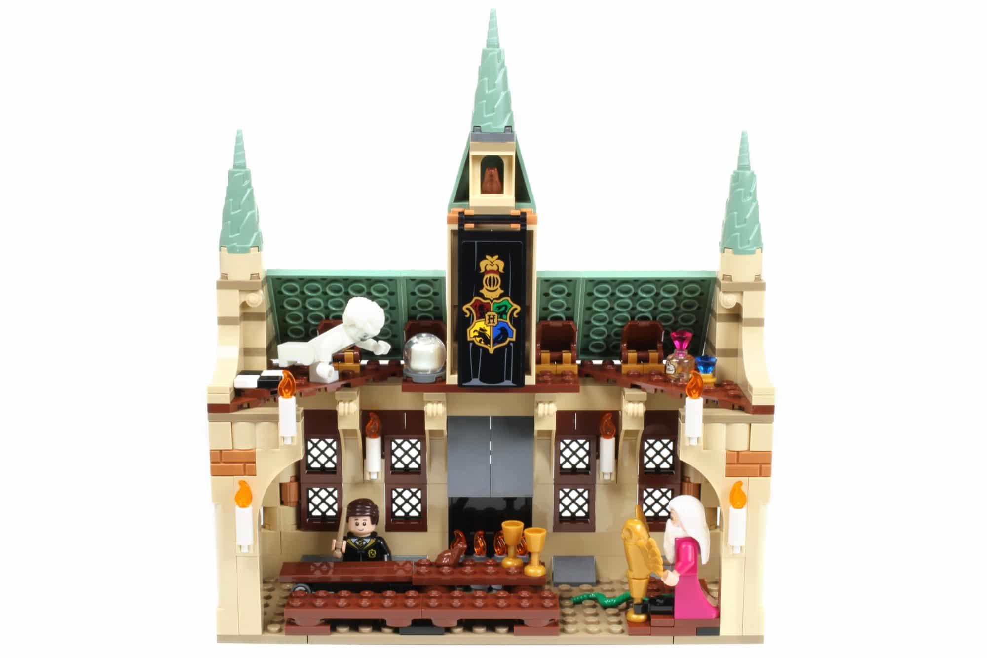 LEGO Harry Potter 76389 Hogwarts Kammer Des Schreckens Schritt 5 5
