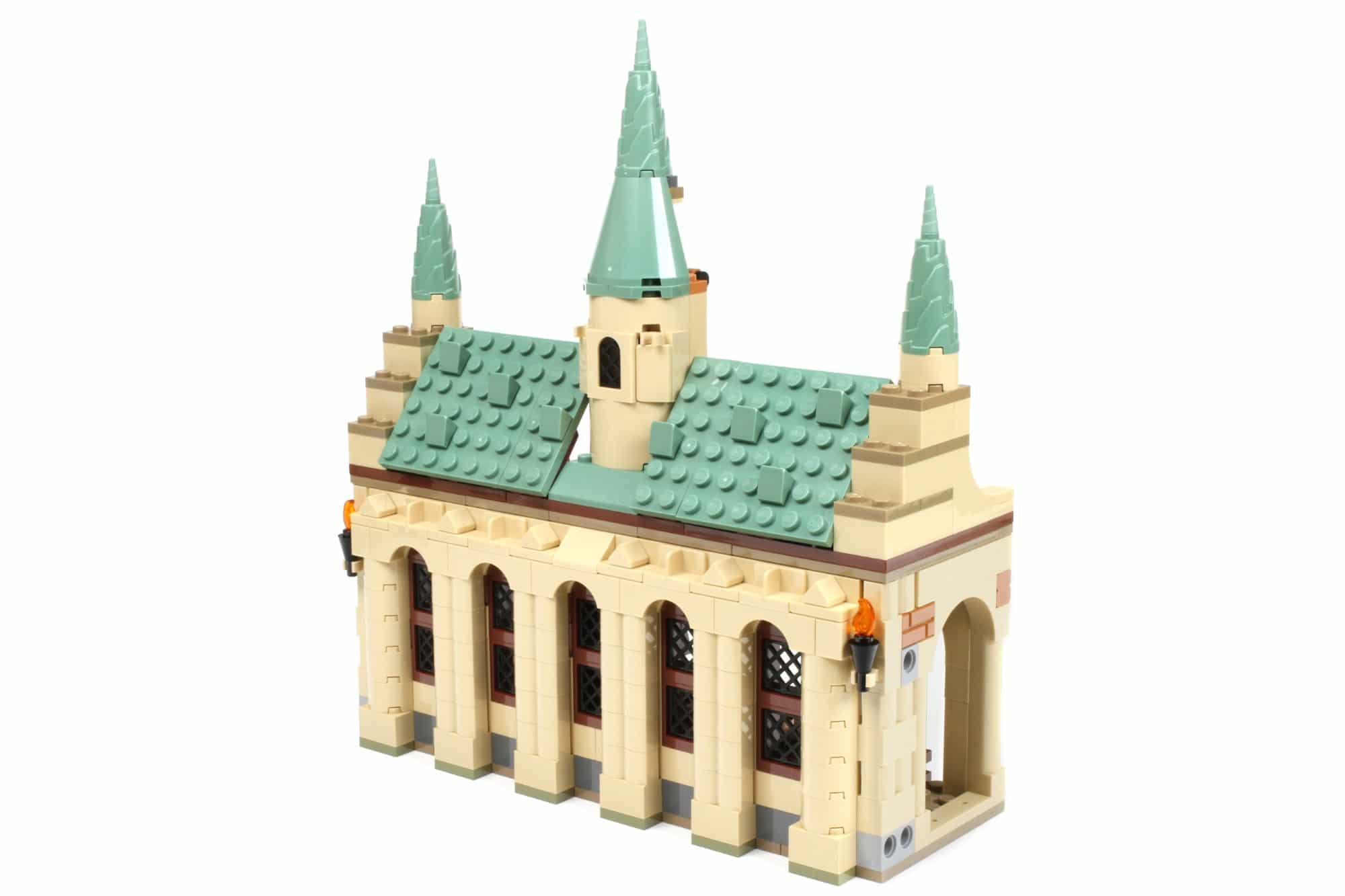 LEGO Harry Potter 76389 Hogwarts Kammer Des Schreckens Schritt 5 6