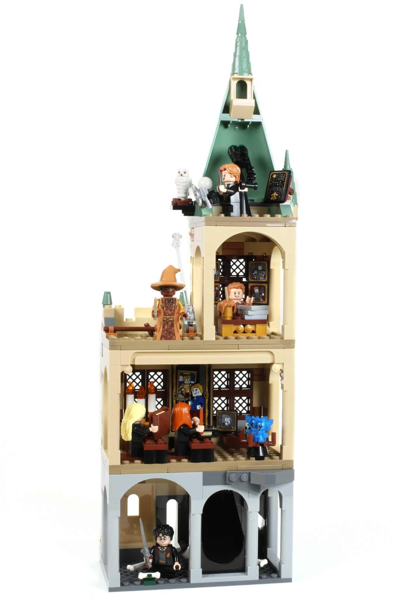LEGO Harry Potter 76389 Hogwarts Kammer Des Schreckens Schritt 6 5